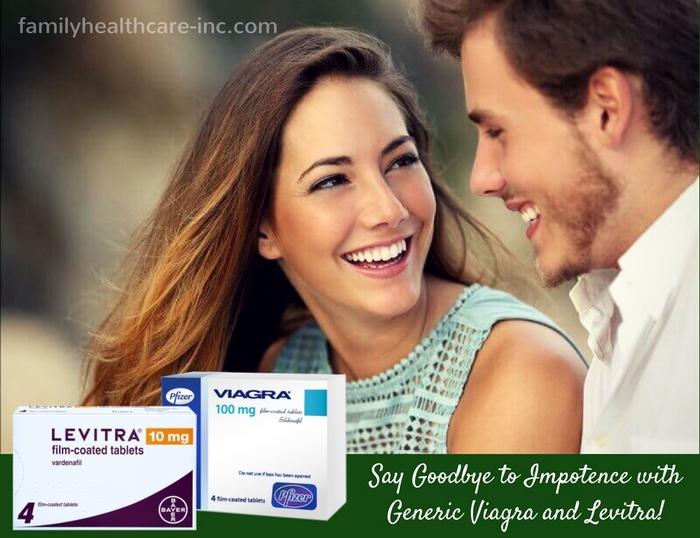 Viagra and Levitra